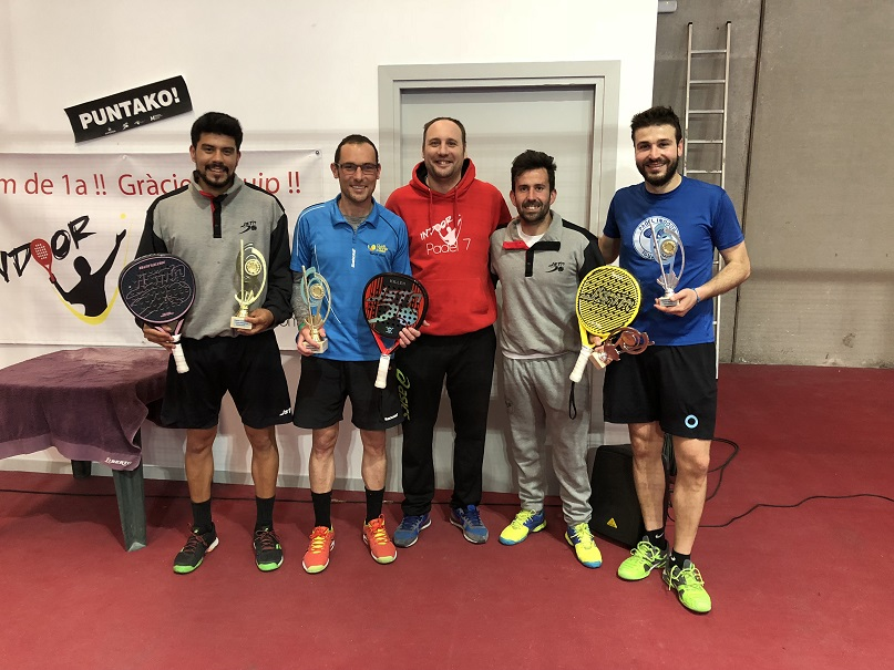 BRONZE INDOOR PADEL 7.si