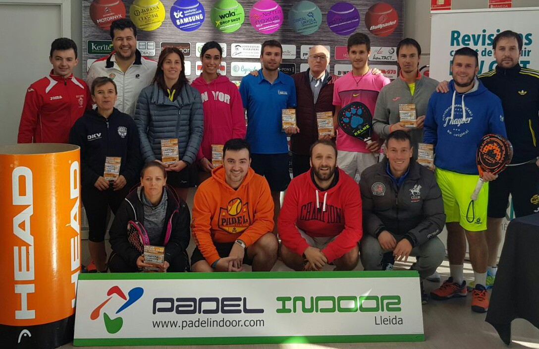 BRONZE PADEL INDOOR LLEIDA