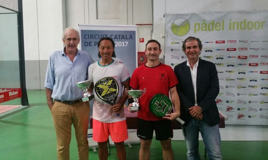 CAMP CAT SENIOR PARELLES 3 CAMPIONS +35
