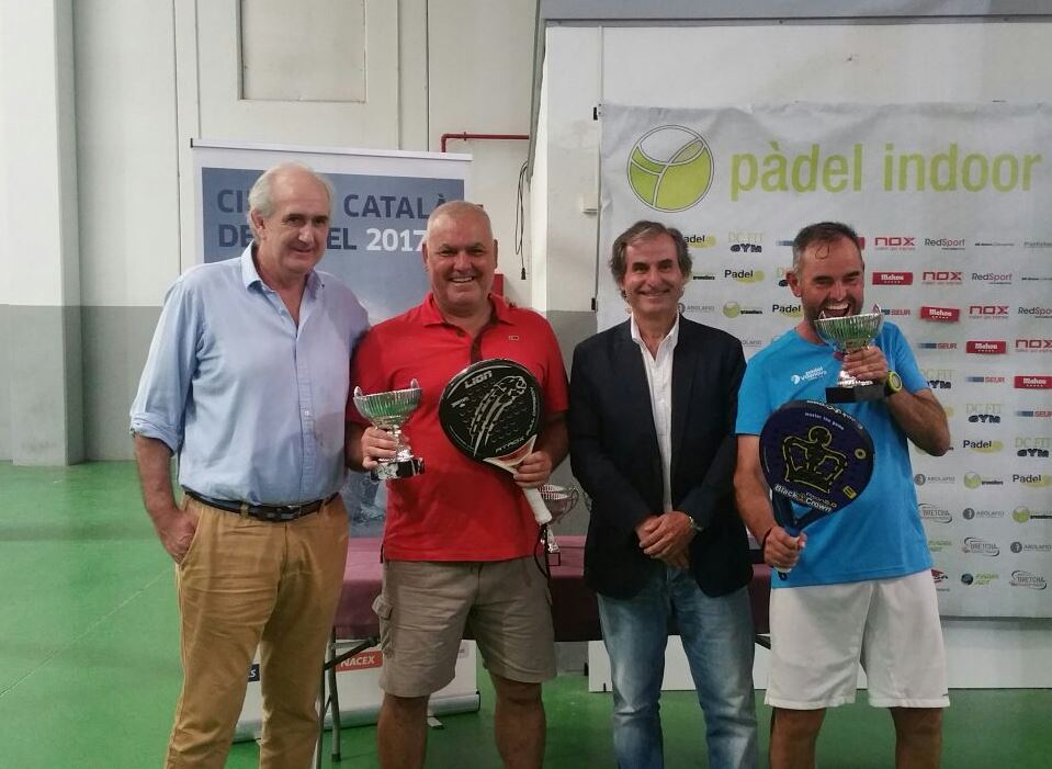 CAMP CAT SENIOR PARELLES 5 CAMPIONS +50
