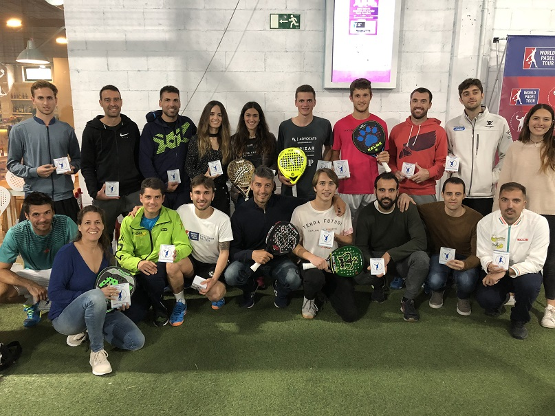 BRONZE HEAD BARBERA PADEL INDOOR-peke