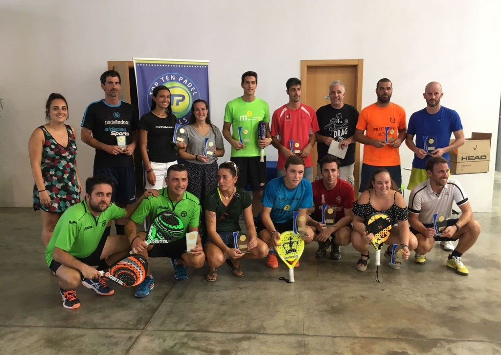 BRONZE TOP TEN PADEL VALLS