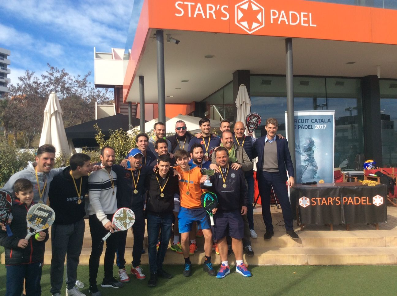 CAMPIO 4A CATEGORIA_STARS PADEL