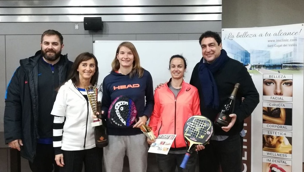 CAMPIONES 1A GRAN SLAM JUNIOR