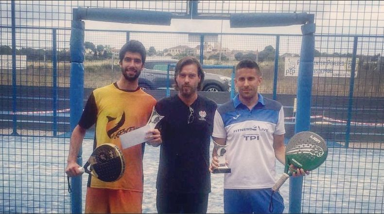 CAMPIONS BRONZE PADEL CENTER PENEDES