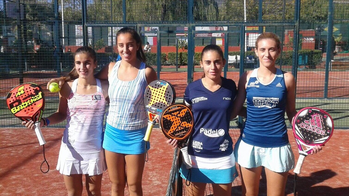 FINAL JUNIOR FEMENINA MASTER