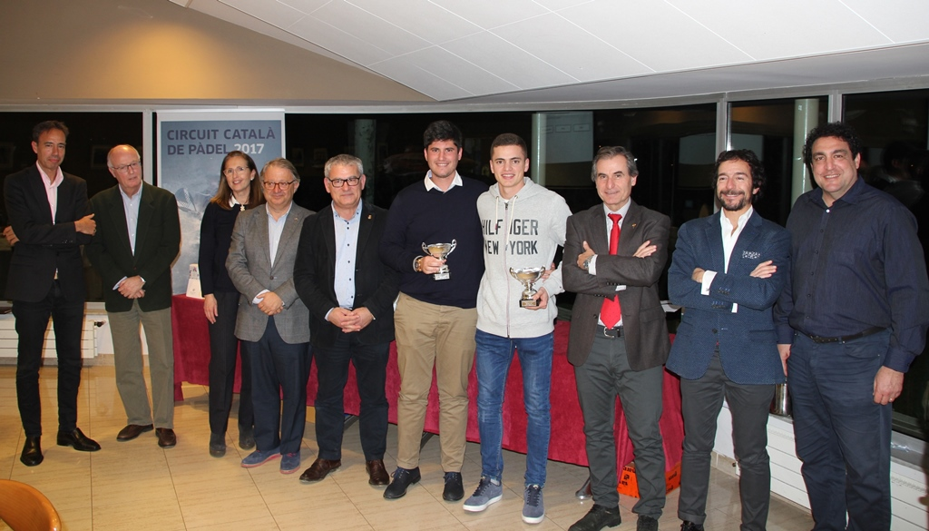 FINALISTES MASCULINS MASTER FCP