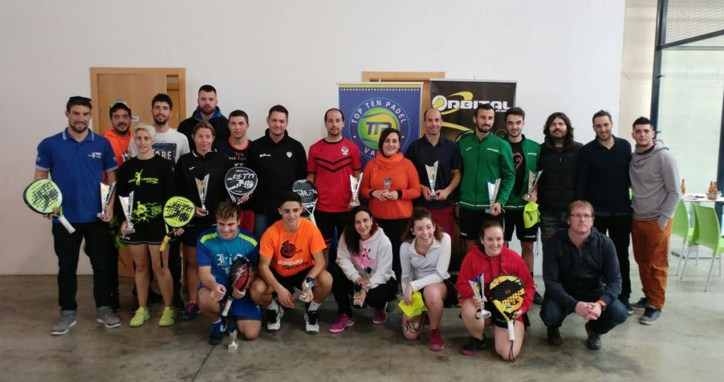 FOTO BRONZE TOP TEN PADEL