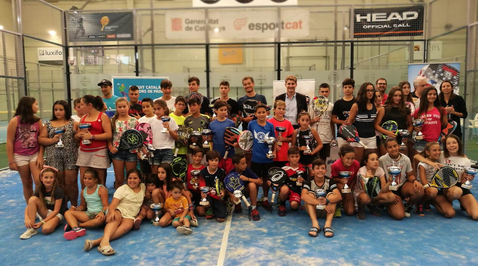 FOTO SGS MENORS GLOBAL PADEL SPORTS