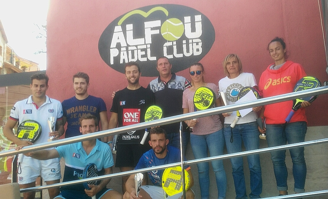 OR ALFOU PADEL CLUB