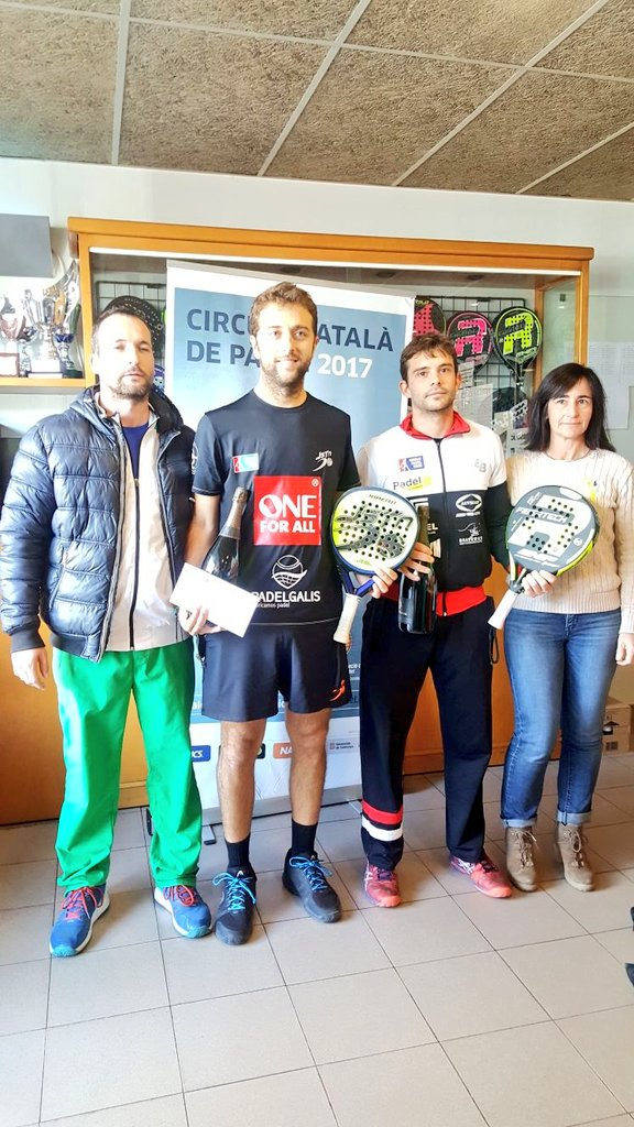 OR OSONA CAMPIONS MASCULINS