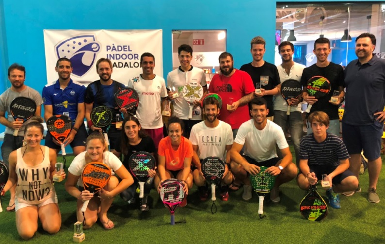 OR PADEL INDOOR BADALONA peke