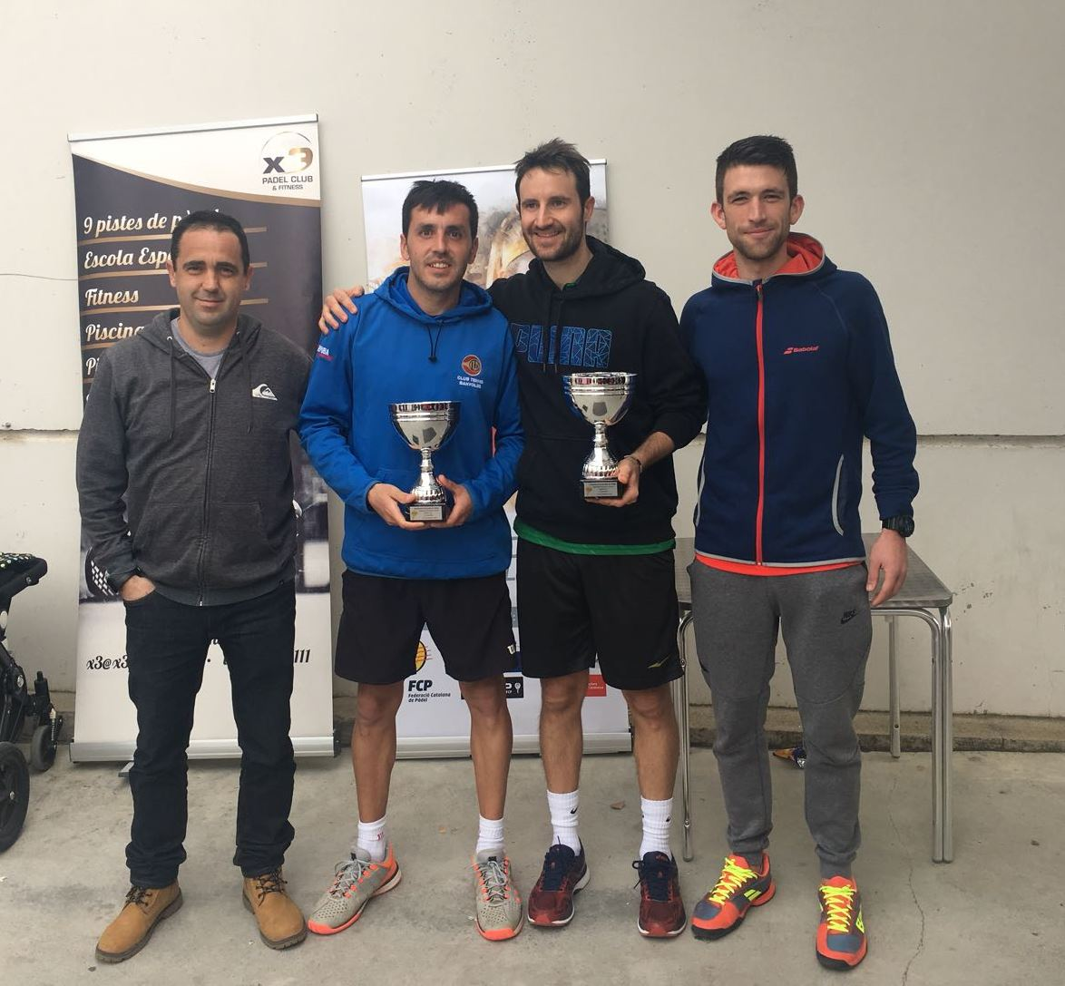 PROVINCIAL GIRONA CAMPIONS MASCULINS