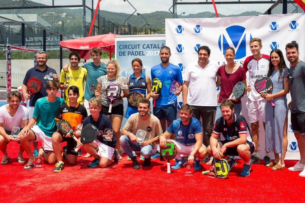 SUPER GRAN SLAM MARESME PADEL CLUB