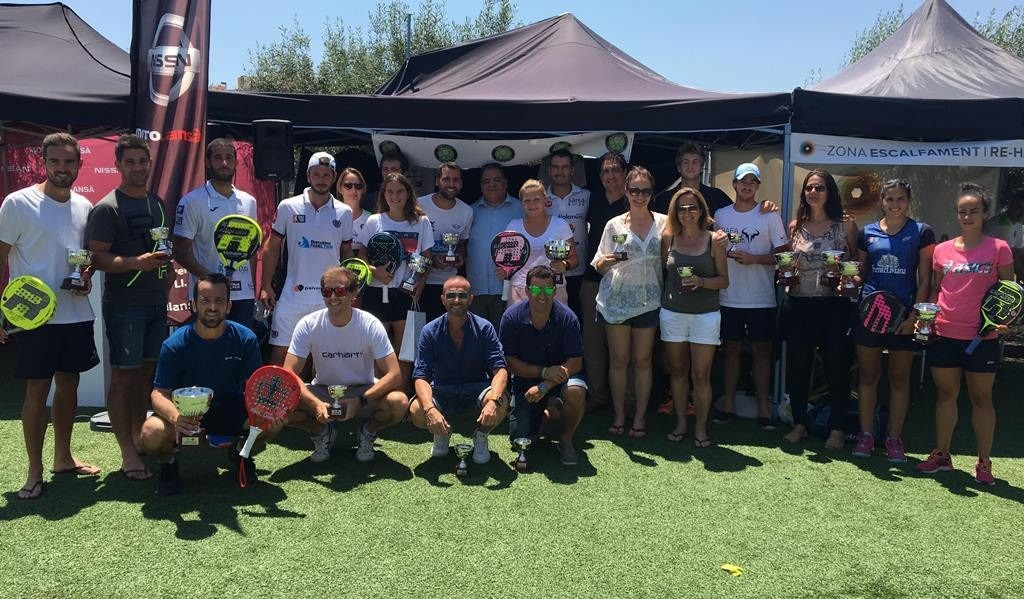 SUPER GRAN SLAM SANT JUST PADEL CLUB